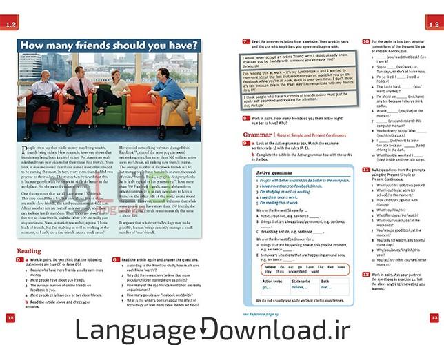 مجموعه آموزشی زبان New Total English