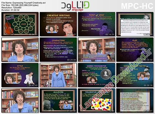مجموعه ویدیویی رایتینگ زبان انگلیسی The Complete Upgrade Your Writing Video Series