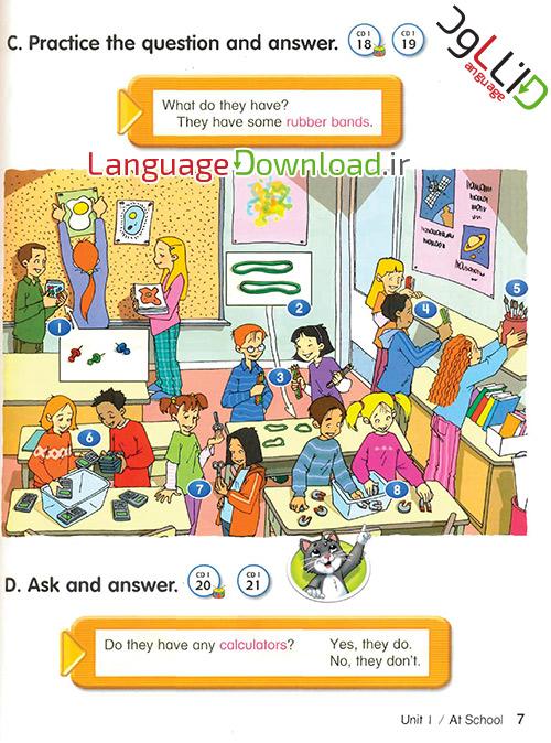 مجموعه کتاب های آموزشی زبان انگلیسی Lets Go