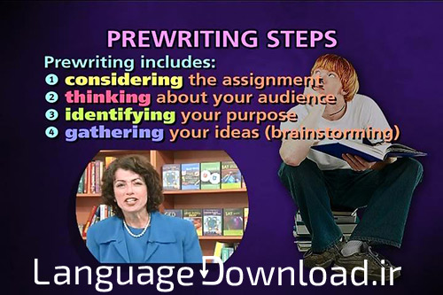 مجموعه آموزش رایتینگ The Complete Upgrade Your Writing Video Series
