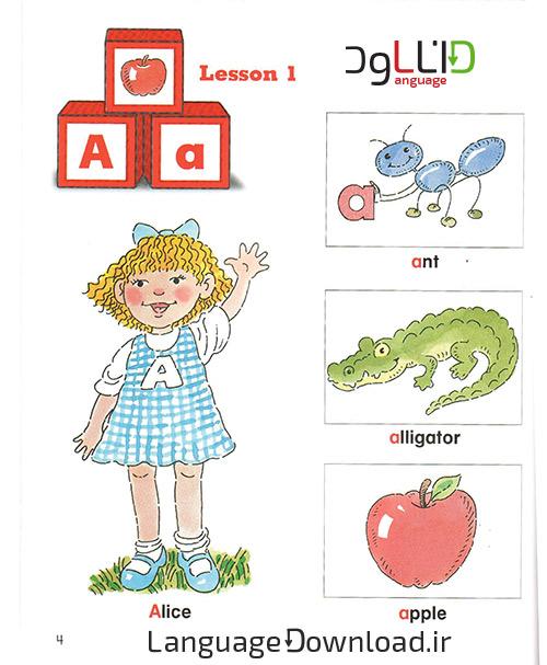 دانلود کتاب های آموزشی زبان انگلیسی Lets Go