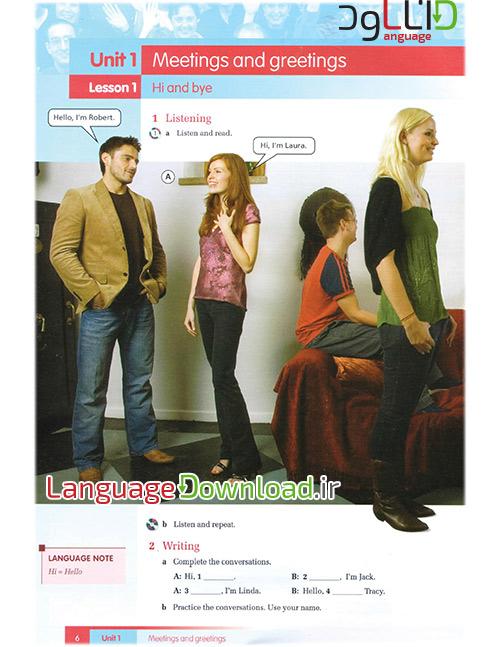 دانلود مجموعه کتاب های آموزش زبان انگلیسی Attitude همراه با فیلم آموزشی