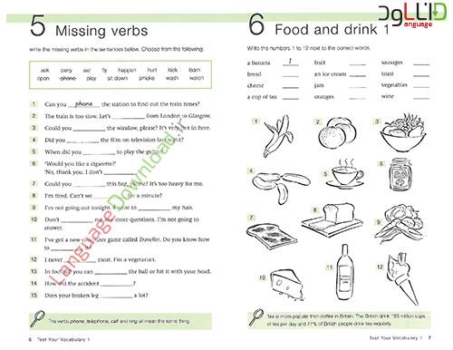 لغات زبان انگلیسی pdf