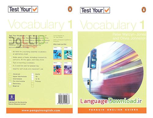 دانلود کتاب آموزش لغات زبان انگلیسی