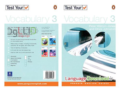دانلود کتاب لغات انگلیسی