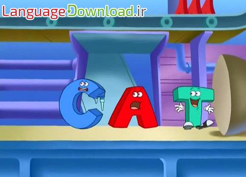 روش تدریس الفبای زبان انگلیسی به کودکان