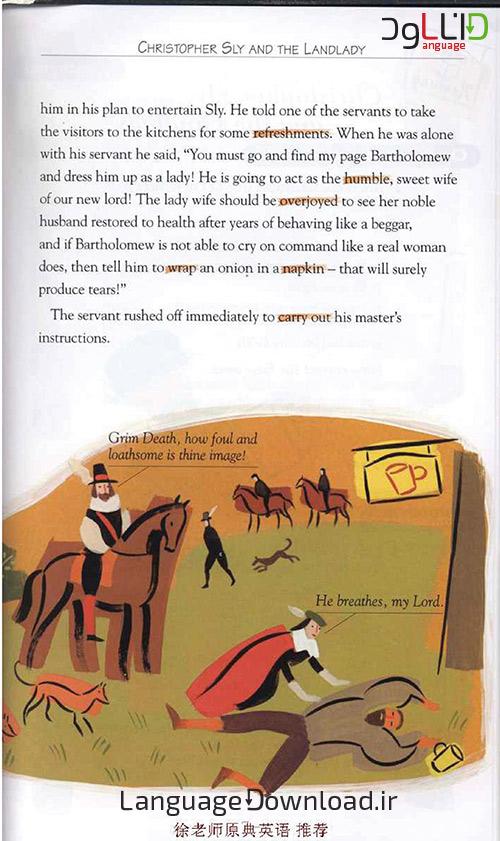 کتاب داستان انگلیسی سطح 4