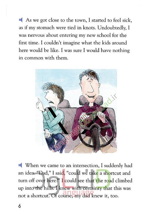 کتاب داستان انگلیسی سطح آغازین