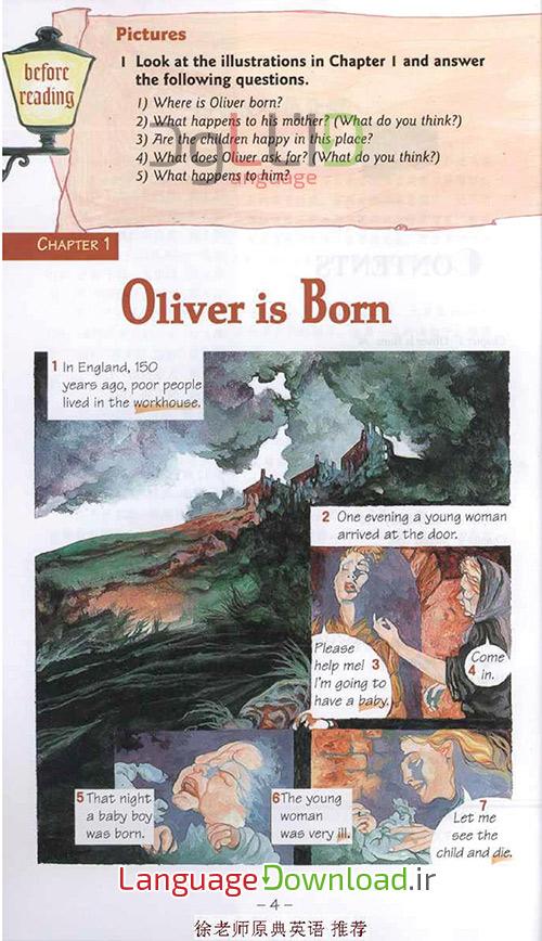 کتاب داستان انگلیسی سطح 3
