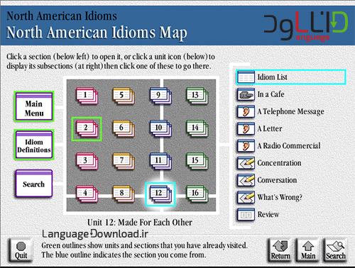 آموزش صوتی اصطلاحات انگلیسی