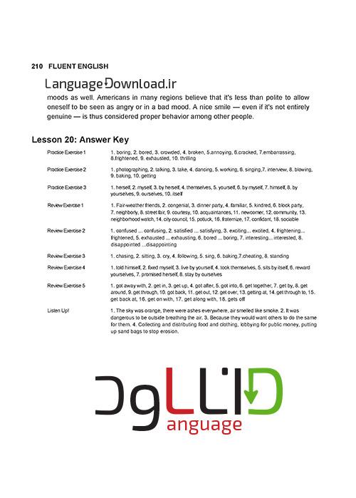 آموزش مکالمه زبان انگلیسی تجاری
