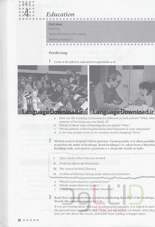روش درست خواندن انگلیسی