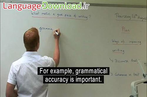 روش تدریس زبان انگلیسی