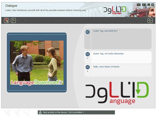 خرید آموزش زبان tell me more