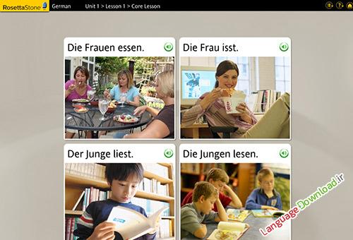 آموزش کامل گرامر زبان آلمانی