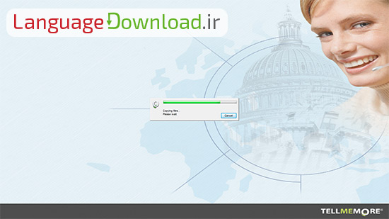 دانلود کامل ترین نرم افزار آموز زبان آلمانی tell me more