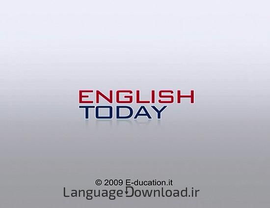 دانلود آموزش تصویری زبان انگلیسی همراه با زیرنویس