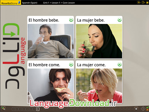 آموزش زبان اسپانیایی آنلاین