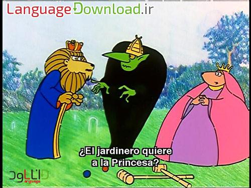 آموزش تصویری زبان اسپانیایی