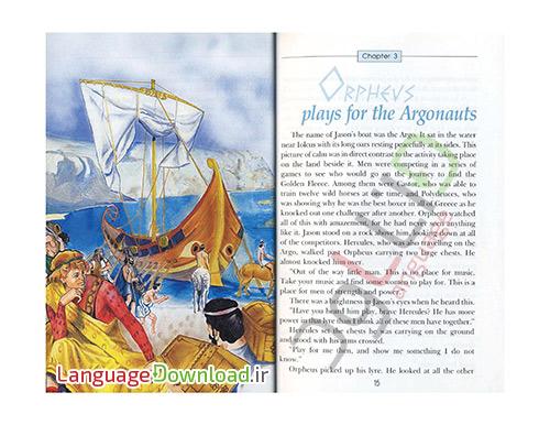 دانلود کتاب قصه انگلیسی صوتی