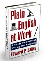 plain english at work