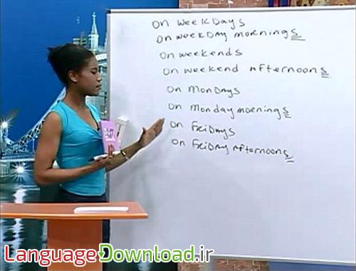 یادگیری مکالمه زبان انگلیسی از طریق اینترنت