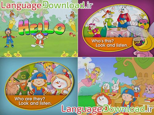 آموزش زبان انگلیسی به کودک از ابتدا