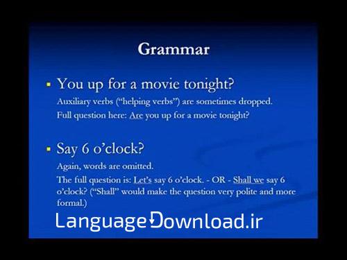 آموزش اصطلاحات کاربردی زبانه انگلیسی