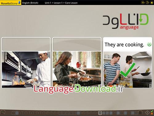 دانلود مجموعه آموزش تلفظ کلمات و جملات انگلیسی