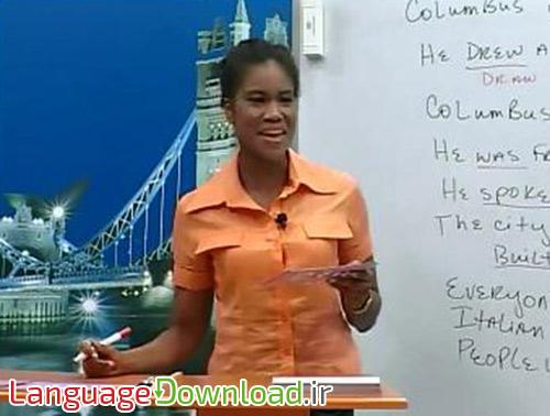 یادگیری سزیع مکالمه انگلیسی