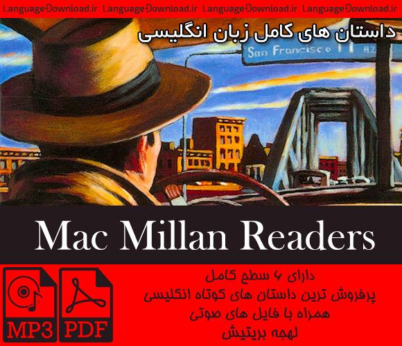 دانلود کتاب داستان های Mac Millan Readers با لینک مستقیم
