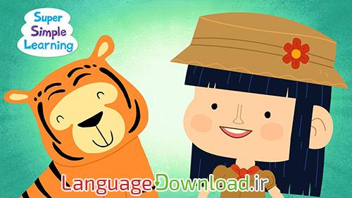 یادگیری زبان انگلیسی برای کودکان به صورت خودآموز
