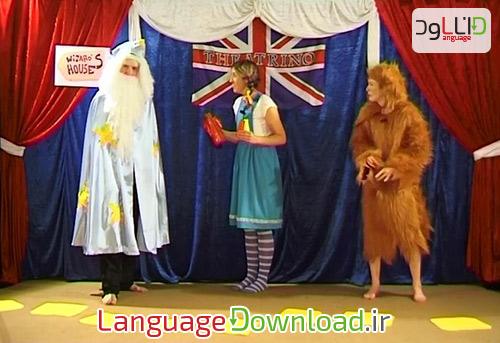 آموزش زبان انگلیسی برای کودکان در خانه