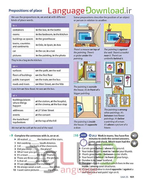 یادگیری گرامر زبان انگلیسی به صورت خودآموز
