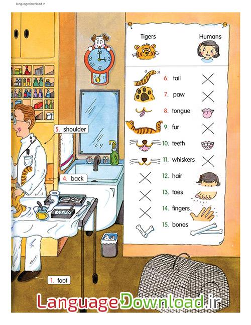 دیکشنری انگلیسی به انگلیسی برای کودکان