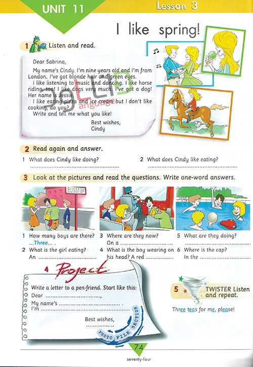 آموزش زبان انگلیسی کودکان 3 ساله