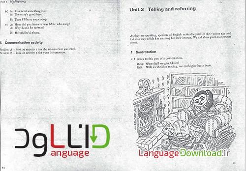 آموزش مکالمه زبان با لهجه بریتانیایی