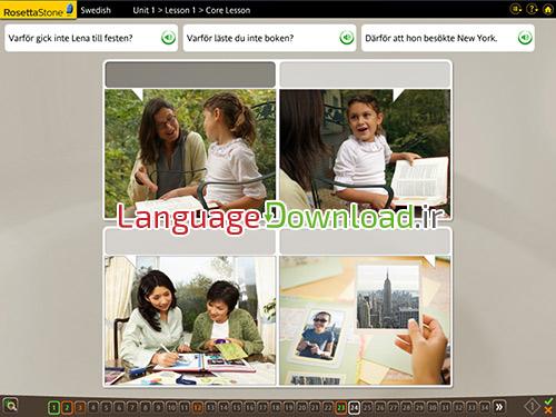 آموزش گرامر زبان سوئدی