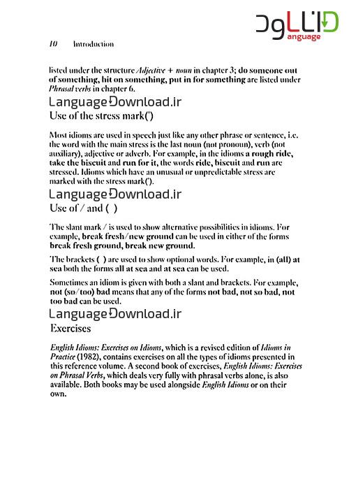 اصطلاحات انگلیسی زایج و پرکاربرد
