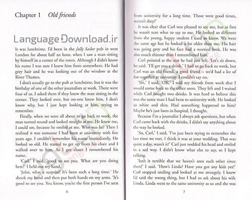 کتاب داستان انگلیسی برای آموزش زبان