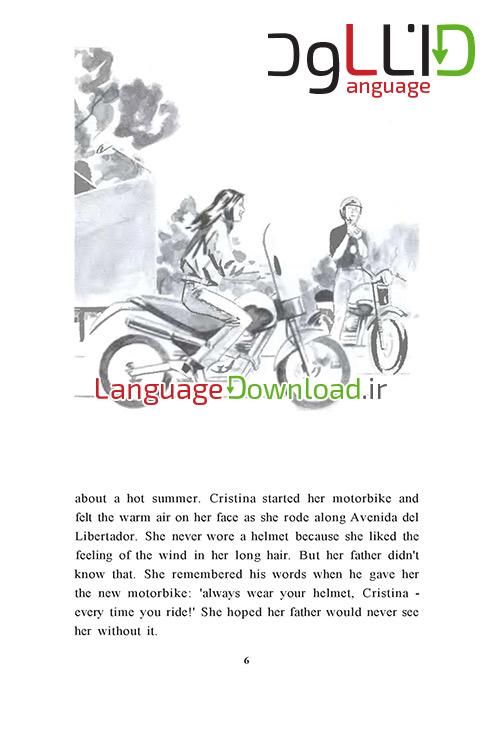 کتاب داستان انگلیسی همراه با فایل های صوتی
