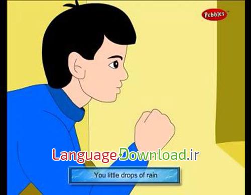 یادگیری زبان انگلیسی برای خردسالان