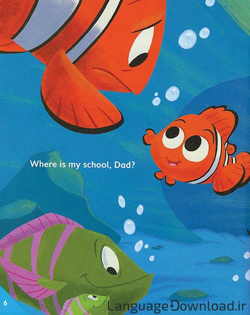 یادگیری زبان انگلیسی همراه با کتاب داستان