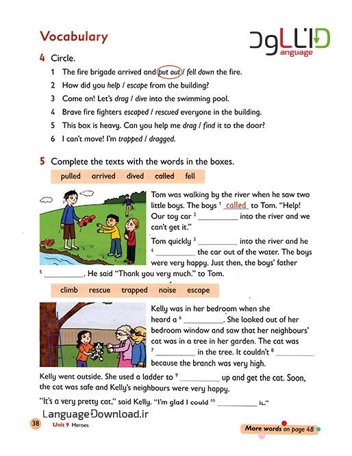 آموزش زبان انگلیسی نوشتاری