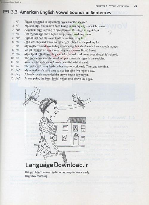 یادگیری مکالمه انگلیسی همراه با لهجه امریکن