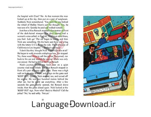 کتاب داستان های انگلیسی همراه با فایل های صوتی