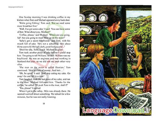 کتاب داستان انگلیسی صوتی همراه با متن