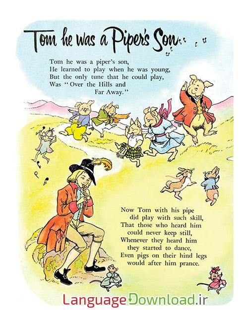 دانلود داستان های کودکانه انگلیسی