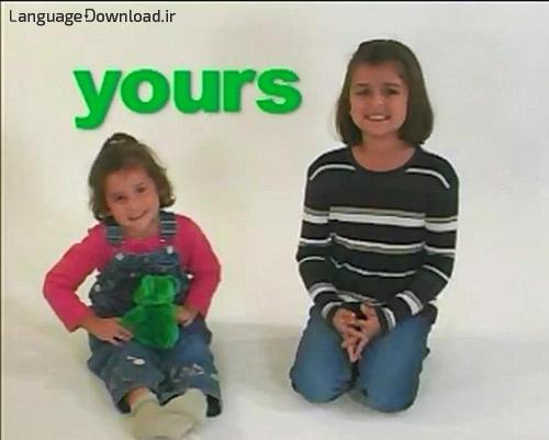 فیلم آموزشی انگلیسی کودکان