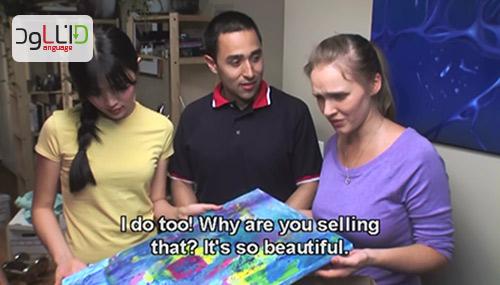 فیلم آموزش زبان انگلیسی همراه با زیرنویس زبان انگلیسی
